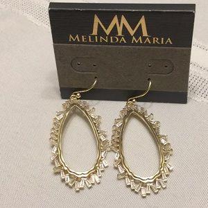 "Melinda Maria ""Emily"" open drop earrings"